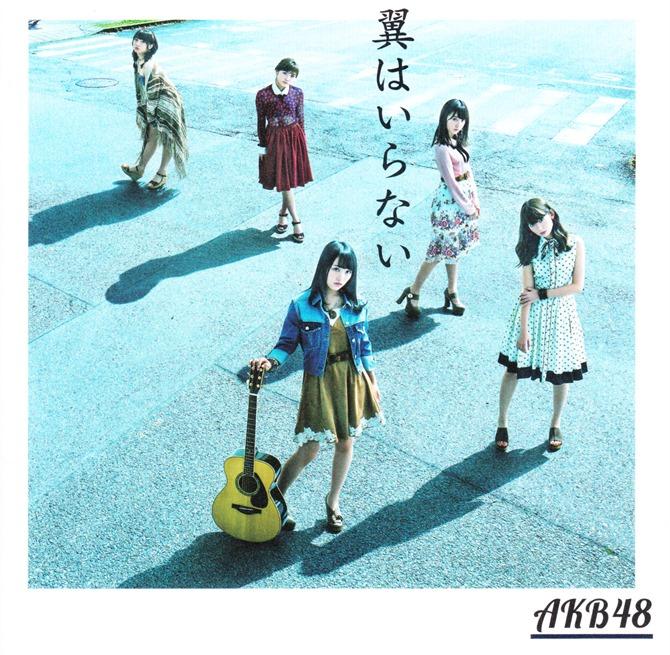 AKB48 Tsubasa wa iranai Type A (1)