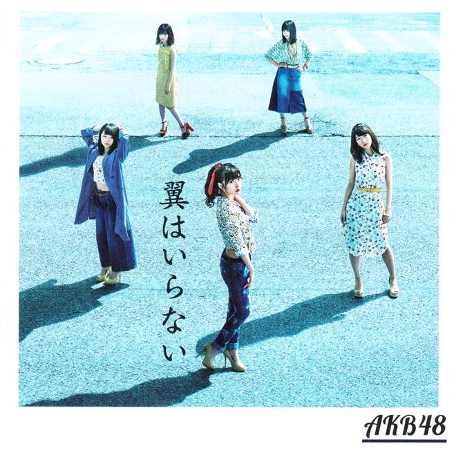 AKB48 Tsubasa wa iranai Type B (1)