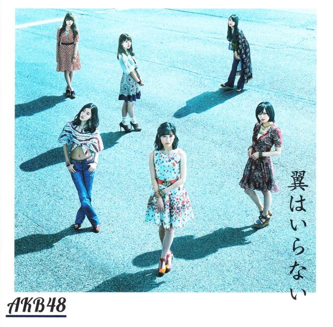 AKB48 Tsubasa wa iranai Type C (1)