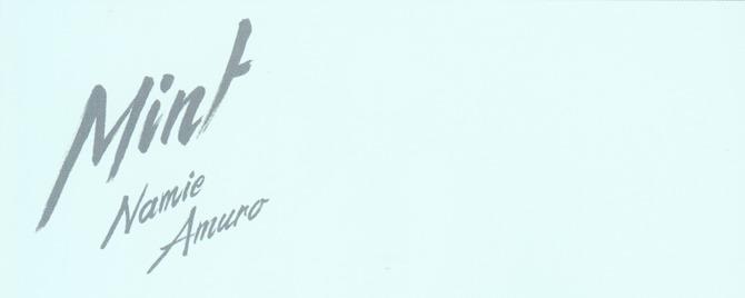 Amuro Namie Mint LE jacket scans (1)