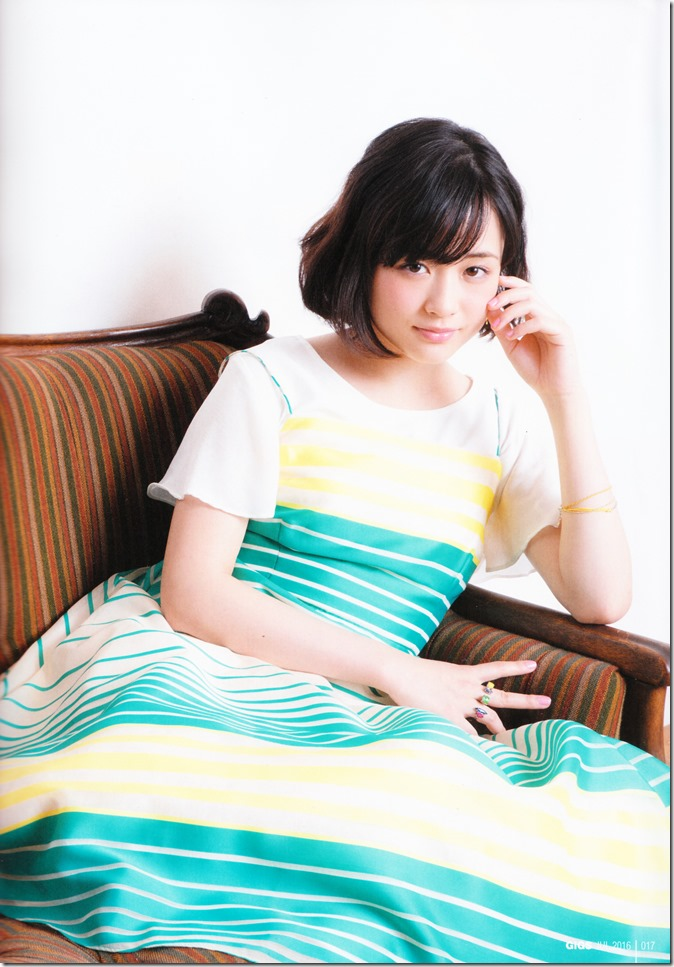 GIGS No.434 July 2016 issue FT. Ohara Sakurako (12)