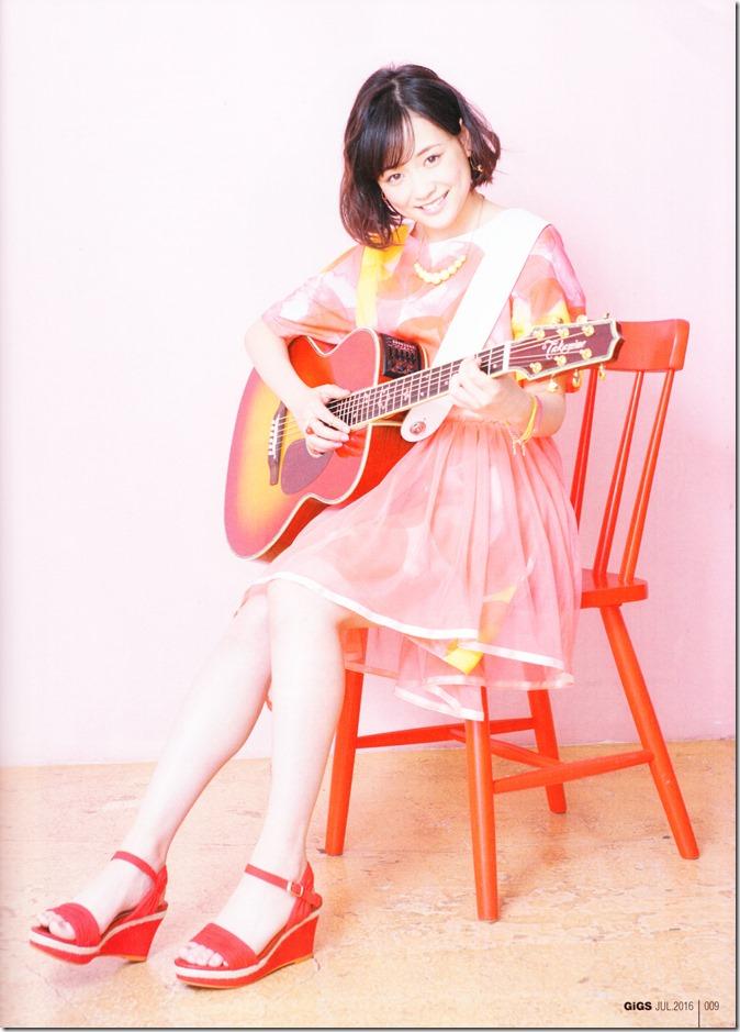GIGS No.434 July 2016 issue FT. Ohara Sakurako (4)