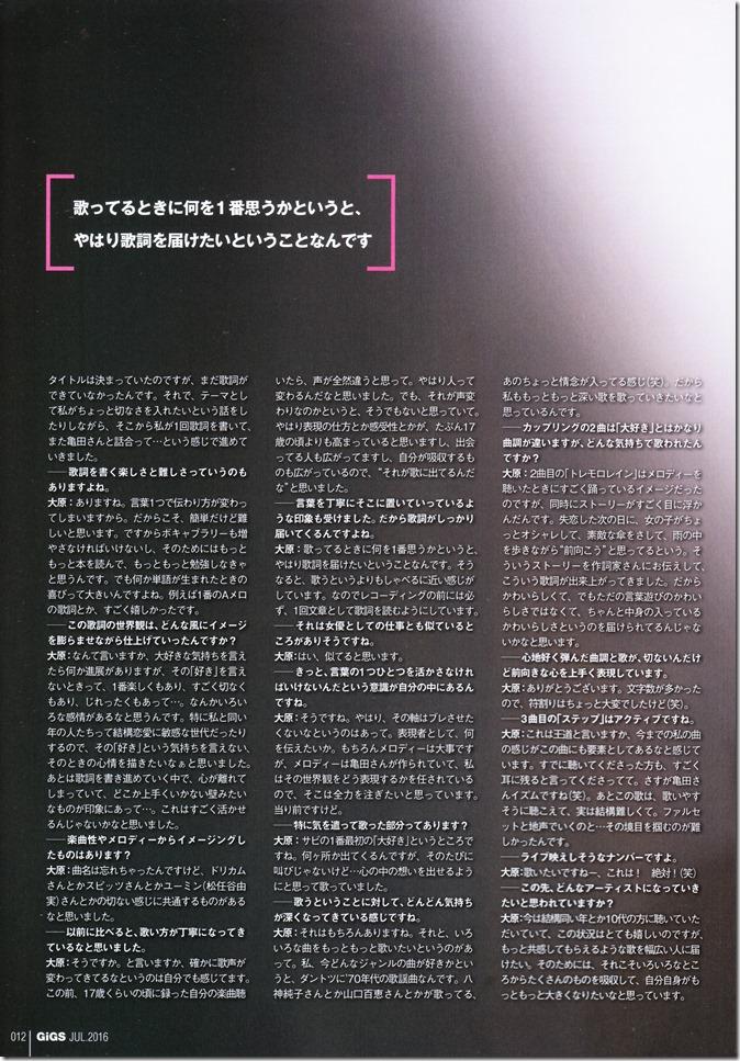 GIGS No.434 July 2016 issue FT. Ohara Sakurako (7)