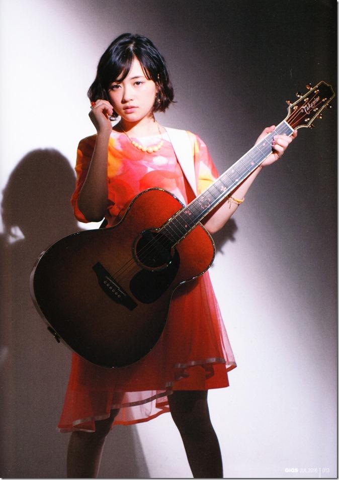GIGS No.434 July 2016 issue FT. Ohara Sakurako (8)