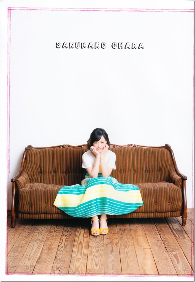 GIGS No.434 July 2016 issue FT. Ohara Sakurako (9)