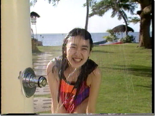 Inamori Izumi in Visual Queen of the Year '94 Fiction (VHS) (22)