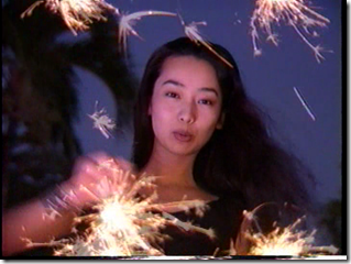 Inamori Izumi in Visual Queen of the Year '94 Fiction (VHS) (26)