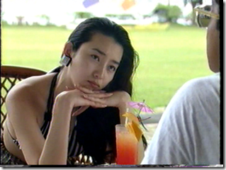 Inamori Izumi in Visual Queen of the Year '94 Fiction (VHS) (32)