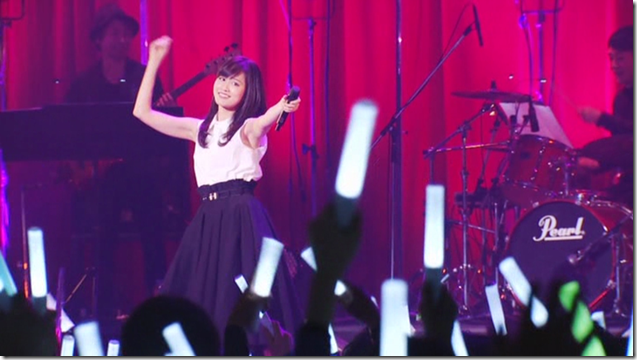 Maeda Atsuko in first live Seventh Chord at Zepp Tokyo (live) (13)