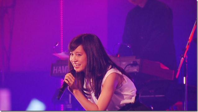 Maeda Atsuko in first live Seventh Chord at Zepp Tokyo (live) (32)
