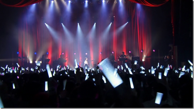 Maeda Atsuko in first live Seventh Chord at Zepp Tokyo (live) (6)