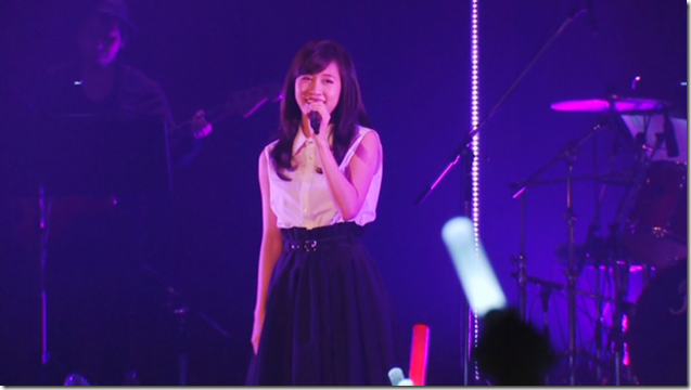 Maeda Atsuko in first live Seventh Chord at Zepp Tokyo (live) (8)