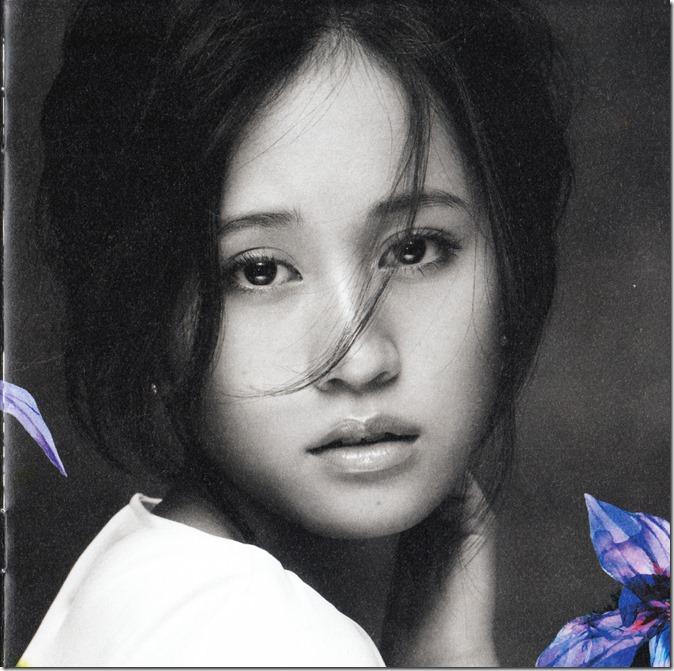 Maeda Atsuko Selfish album type B booklet (8)
