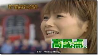 Morning Musume in Mechaike Bakajo Test (12)