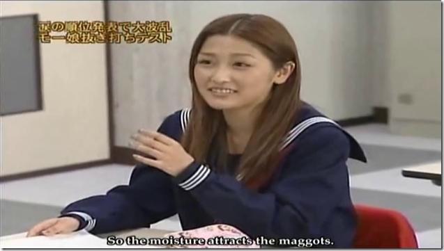 Morning Musume in Mechaike Bakajo Test (14)