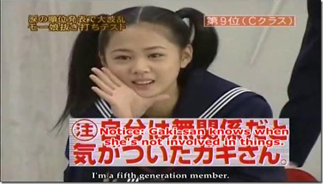 Morning Musume in Mechaike Bakajo Test (29)