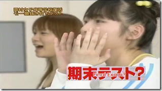 Morning Musume in Mechaike Bakajo Test (3)