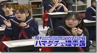 Morning Musume in Mechaike Bakajo Test (6)