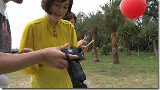 Ohara Sakurako in Daisuki making of (12)