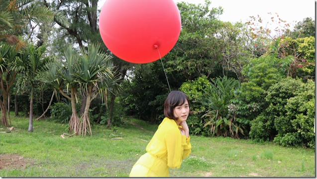 Ohara Sakurako in Daisuki making of (13)