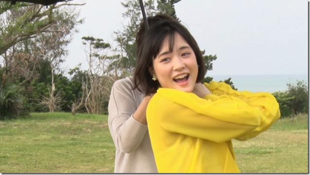 Ohara Sakurako in Daisuki making of (15)