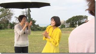 Ohara Sakurako in Daisuki making of (16)