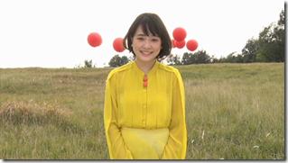 Ohara Sakurako in Daisuki making of (17)