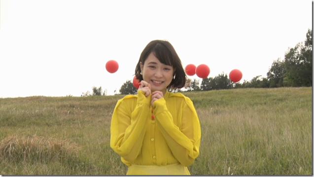 Ohara Sakurako in Daisuki making of (18)