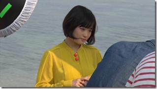 Ohara Sakurako in Daisuki making of (3)