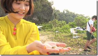 Ohara Sakurako in Daisuki making of (6)