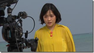 Ohara Sakurako in Daisuki making of (7)