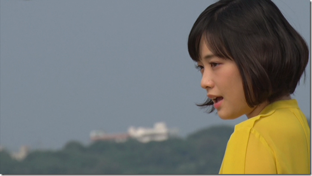 Ohara Sakurako in Daisuki making of (8)
