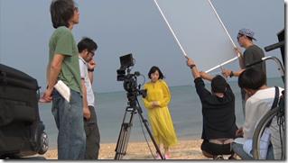 Ohara Sakurako in Daisuki making of (9)