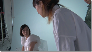 Ohara Sakurako in Tremolo Rain making of (10)