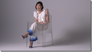 Ohara Sakurako in Tremolo Rain making of (11)