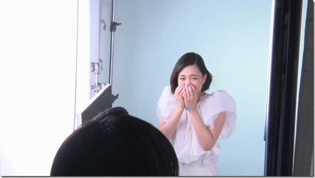 Ohara Sakurako in Tremolo Rain making of (14)