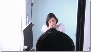 Ohara Sakurako in Tremolo Rain making of (15)