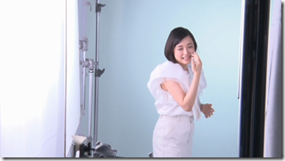Ohara Sakurako in Tremolo Rain making of (16)