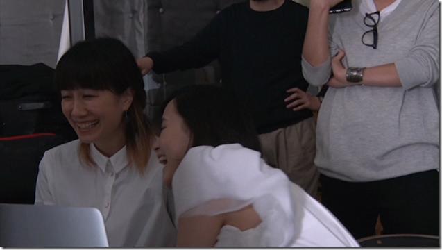Ohara Sakurako in Tremolo Rain making of (18)