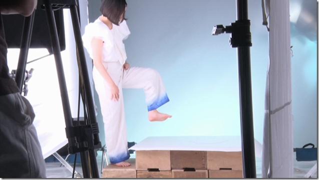 Ohara Sakurako in Tremolo Rain making of (19)