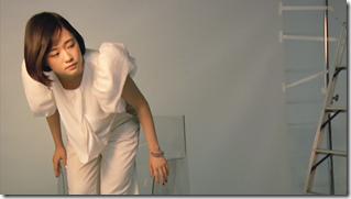 Ohara Sakurako in Tremolo Rain making of (1)