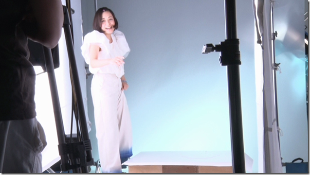 Ohara Sakurako in Tremolo Rain making of (20)