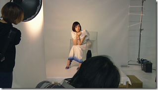 Ohara Sakurako in Tremolo Rain making of (4)