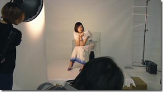 Ohara Sakurako in Tremolo Rain making of (4)