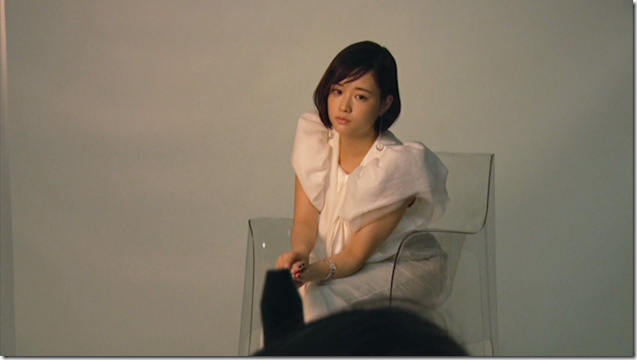 Ohara Sakurako in Tremolo Rain making of (5)