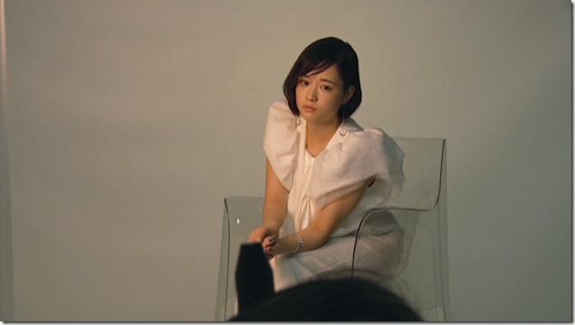Ohara Sakurako in Tremolo Rain making of (5)