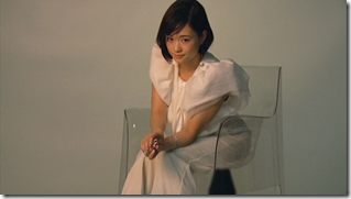 Ohara Sakurako in Tremolo Rain making of (6)