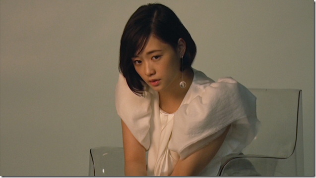 Ohara Sakurako in Tremolo Rain making of (8)