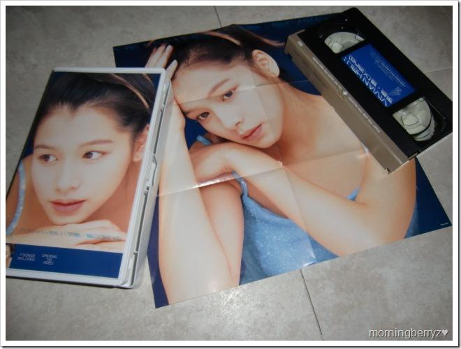 Vivian Hsu Tenshi Xiang VHS (music video collection)