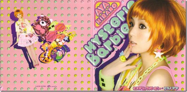 Hirano Aya Hysteric Barbie (jacket scan)
